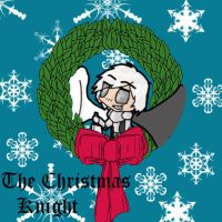 Christmas Knight Haseosky by DraconicWorlds