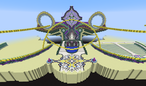 WIP Self Done Temple of Ianite 4 by 8bloodpetals