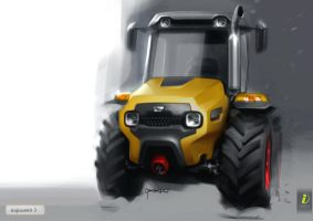 UVZ_TRACTOR by gousman