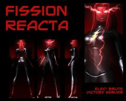 Fission Reacta - Liquid Metal by Fusi-Reacta