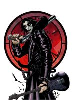 The Crow by RecklessHero