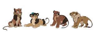 Closed| Pretty Beans Adoptables by Agent-Taai