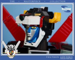 MASTERPIECE VOLTRON 20 by GERCROW