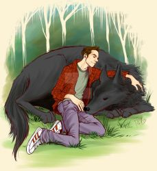 STEREK wolfDerek commission by Slashpalooza