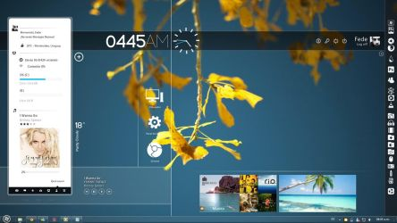 My First Rainmeter by fde93
