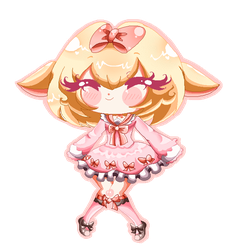 AT: Bouncy cutie! by StrawberryDani