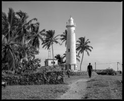 Galle Light House #2 by Roger-Wilco-66