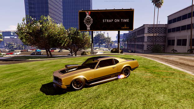 Strap On Time by KillboxGraphics