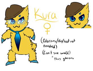 Kura Reference by Spiritpie