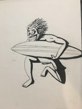 Surfs up by dorontuvia123