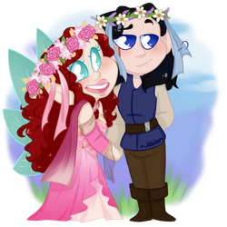 Spring lovers by JessiiRoo