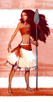 Moana by bouquiniste
