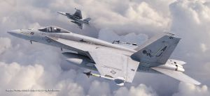 Super Hornets by rOEN911