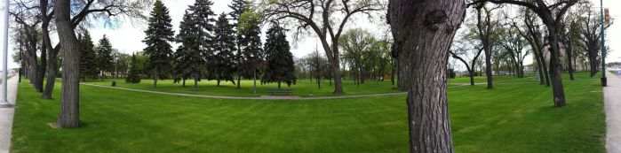 St. Johns Park Panorama by jaryth000