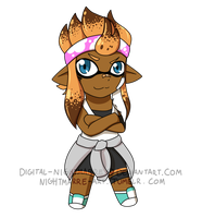 SS|Cheebs: Scout by Digital-Nightmarre