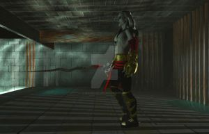 Kain Finds Another Dead End by 3D-Fantasy-Art