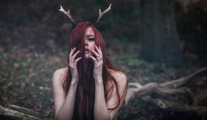 You were wild once by curcabeata