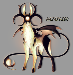 AUCTION : Hazardeer (CLOSED) by blinkpen
