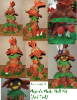 The Skull Kid by TehArtMonkey