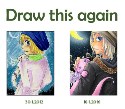 Draw this again-Meme by Takuichi