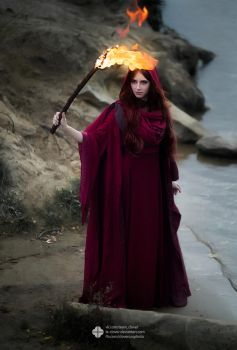 A Song of Ice and Fire - Melisandre_3 by GreatQueenLina