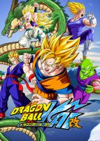 Poster Dragon Ball Kai by Dony910