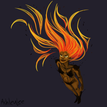 hot headed by AhleuLee