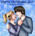 Merry Christmas, Rio Baby! by KyloRensMom