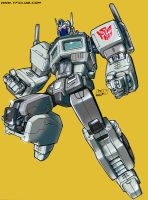 MP2 is Magnus by littleiron
