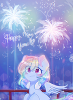 HAPPY NEW YEAR 2018 by WindyMils