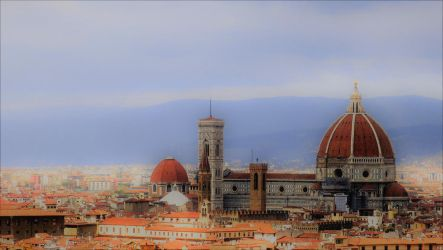 Cathedral of Florence by MiffArte
