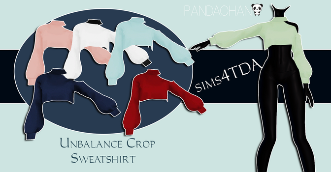 MMd_PaNdaChAn_converted_thing13|SweatshirtDL by PaNdaChAnMMD