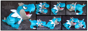 Shiny Tyrunt Custom Plushes