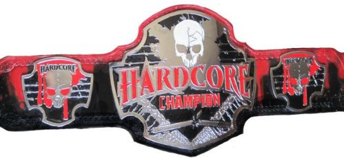 The History of the VWW World Hardcore Championship by Branded-Curse