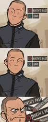 North's Past by RoorenSama