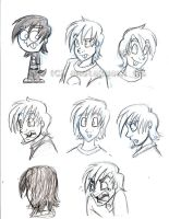 FOP-Expressions of Goth-Timmy by anotakuami