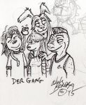 Der Gang by Phraggle