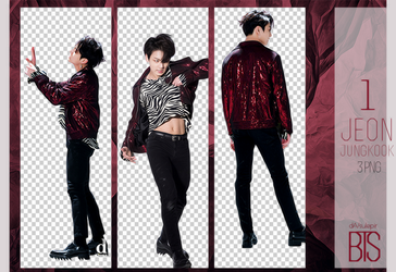 Jeon Jungkook PNG Pack by SulePir