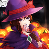 magical witch trucy 2015 by maesketch
