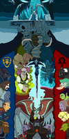 The Fall of The Lich king by Droll3