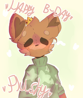 HAPPY B-DAY PLUSHYYY!!!! by PaPaCoco