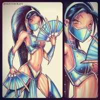 Commish 134 FIN by RobDuenas