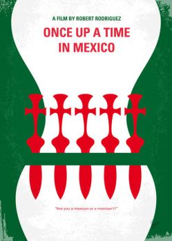 No058 My once upon a time in mexico minimal movie by Chungkong