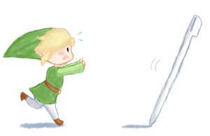 Catch That Stylus! by Pouring-Colors