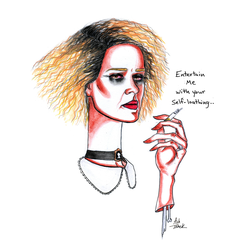 Hypodermic Sally #3 by ARTarek