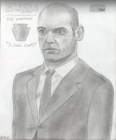 House of Cards _ Peter Russo (Corey Stoll) by ArthurWtb