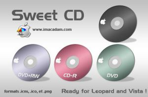 Sweet CD by isb