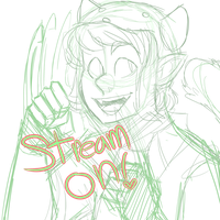 Stream! ON NOW! by SushiGuts