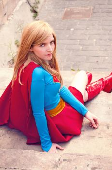 You Don't Always Have to Fight - Supergirl by Kyryna