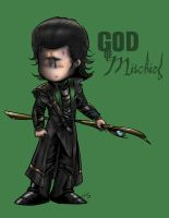 God of Mischief by DarthxErik